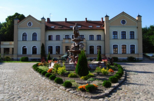 Hotel Palace Słoniowice: country house on the lake horseback riding. Restaurant conferences holidays in Poland
